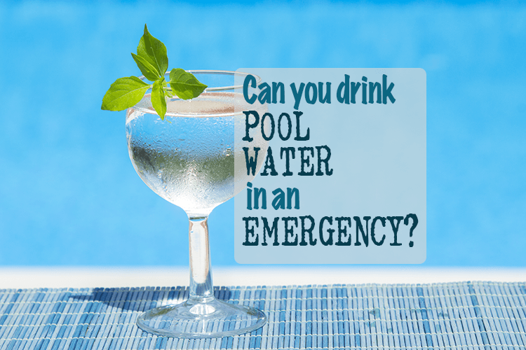 How to make swimming pool water reasonably safe to drink in an emergency vosvado How to make swimming pool water drinkable