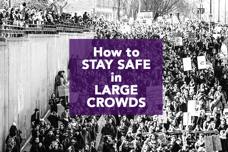 crowd safety, safety tips, riot, riots, stampede, stampedes